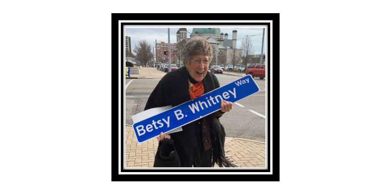 Betsy Whitney